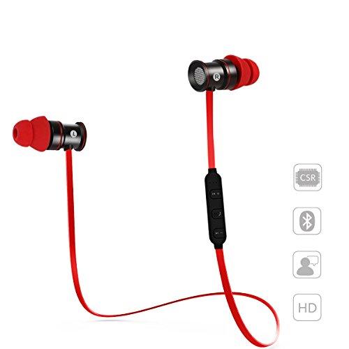 Bluetooth 4.1 In-Ear Sport Kopfhörer mit Mikro für 11,99€