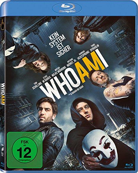 [Amazon Prime] Who Am I - Blu Ray