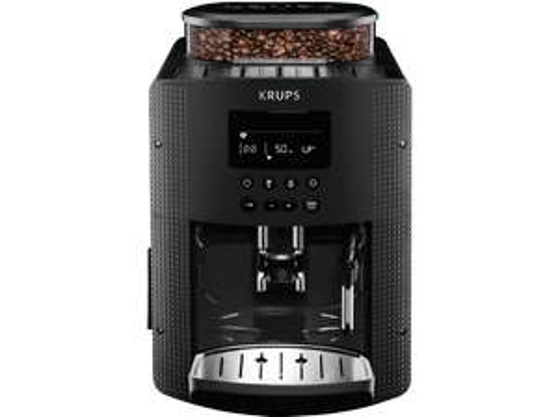 [MediaMarkt] KRUPS EA815B Kaffeevollautomat (Metall-Kegelmahlwerk, 1.8 Liter Wassertank) für 249 € statt 327 €