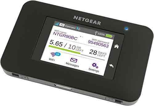 [Amazon.de] NETGEAR AC790-100EUS Aircard 790 Mobile Hotspot (4G LTE)