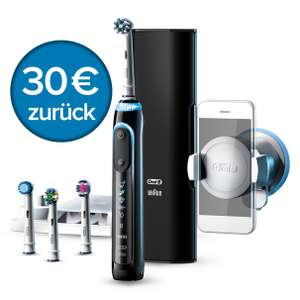 Oral-B Genius 9000 Black 106,35€ WHD - 30,00 € Cashback!