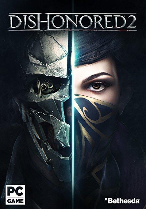 Dishonored 2 (EUR 33,99) Steam PC-Code [amazon.de]