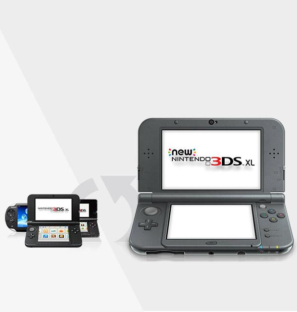 (GameStop Store) New 3DS XL (z.B. Solgaleo und Lunala Limited Edition)