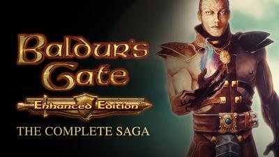 [Bundle Stars] [Steam] Baldur's Gate: The Complete Saga - Enhanced Edition (inklusive DLC - Siege of Dragonspear)   14,41€
