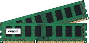 Crucial DIMM 8GB Kit, DDR3L-1600 (Amazon.it)
