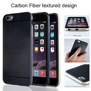 iPhone 5, 6, 6s, 6 Plus, 7 Carbon Design Hülle + Panzerfolie + Eingabestift für ca 3,80€ [Ebay.com]
