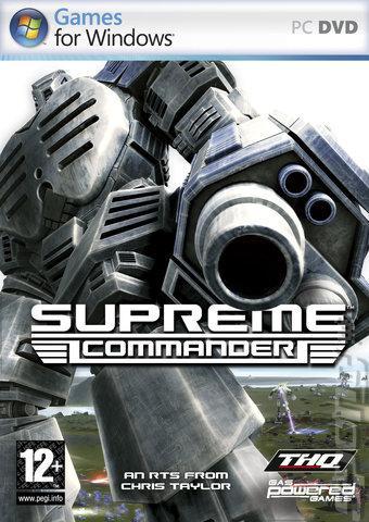Supreme Commander + Forged Alliance Gebraucht & Steam aktivierbar