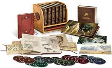 [Alphamovies.de] Mittelerde - Ultimate Collector's Edition [Blu-ray] für 330€