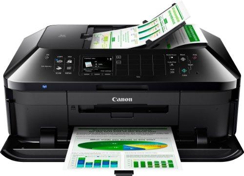 Canon Pixma MX925 All-in-One Farbtintenstrahl-Multifunktionsgerät (Drucker, Scanner, Kopierer, Fax, USB, WLAN, LAN, Apple AirPrint) schwarz für 95€ @Amazon.de Blitzangebot