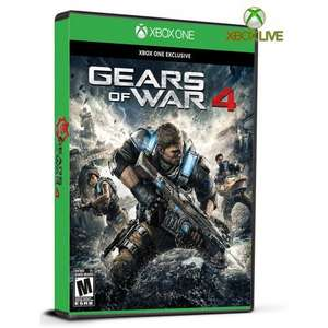 GEARS OF WAR 4 CD KEY XBOX ONE + WINDOWS 10 für 32,65€ @ Gamers-Outlet