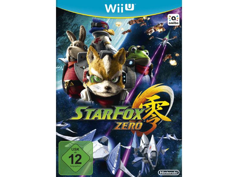 [Saturn.de] Wii U - Star Fox Zero für 15 Euro inkl. Versand