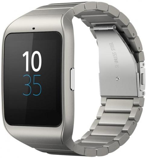 Sony Smartwatch 3 Edelstahl bei Digitalo