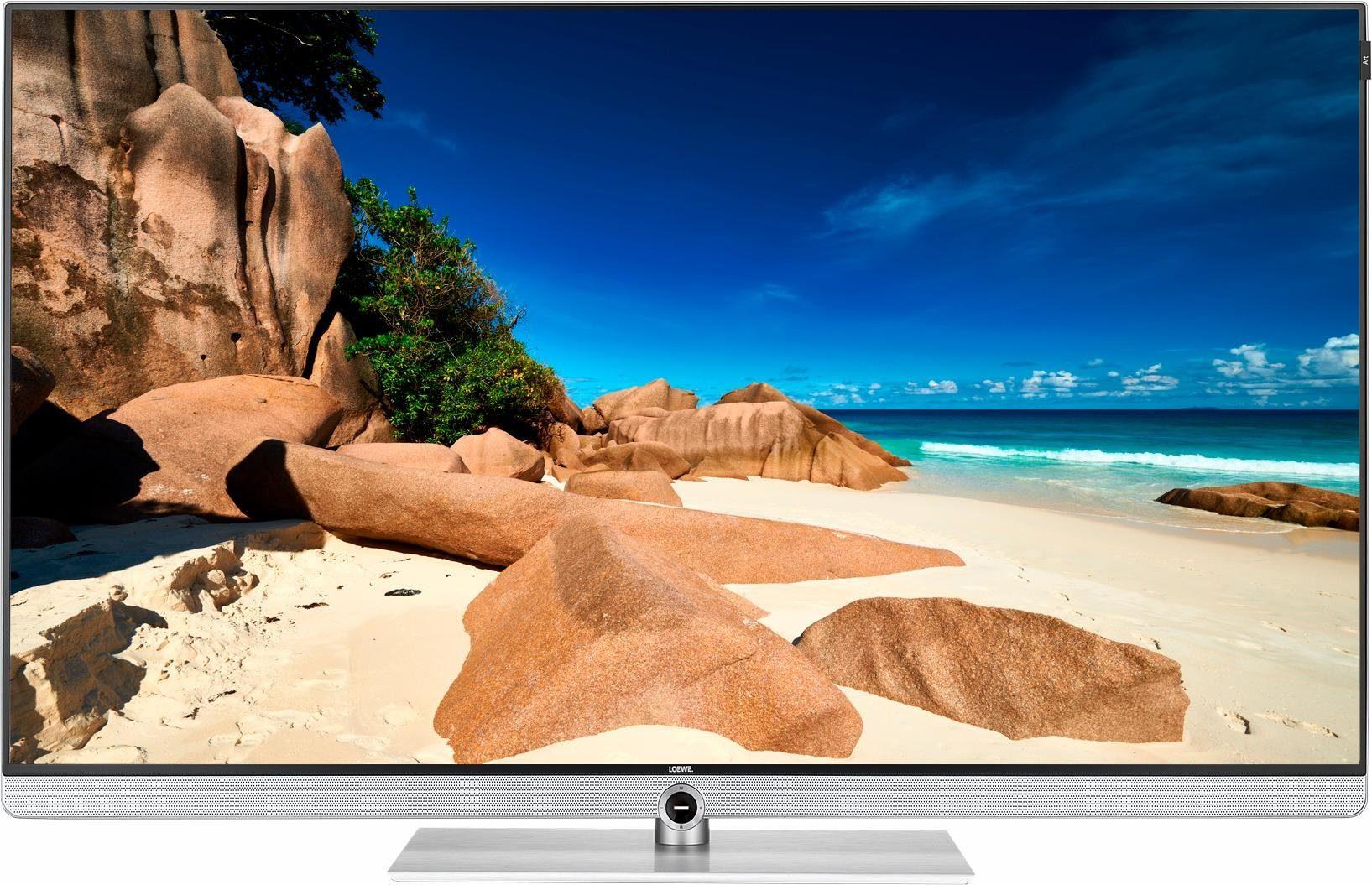 [electronic4you] LOEWE ART 48, 122 cm (48 Zoll), UHD 4K, SMART TV, LED TV, DVB-T2 (H.265), DVB-C, DVB-S, DVB-S2