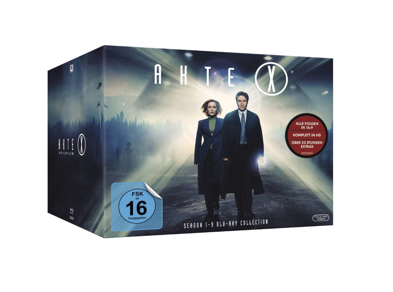 Akte X - Die komplette Serie [Blu-ray] zu 79,97€