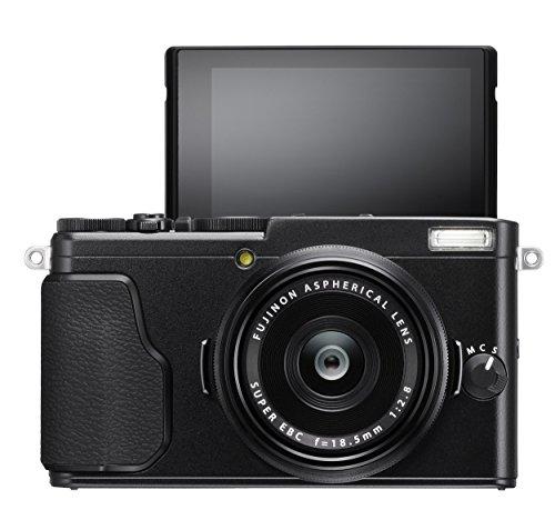 Fujifilm FinePix X70 - Edel Kompaktkamera, HDMI Out, H.264, WLAN, 16.3 MP, CMOS II, F2,8, Festbrennweite 28mm für 516,29€ (Amazon.es)