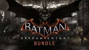 [Bundlestars] Batman: Arkham Knight Bundle