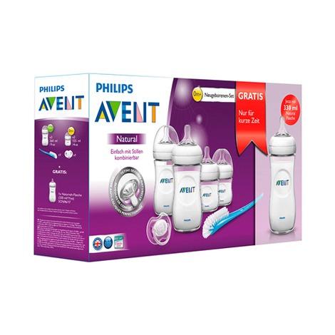"""Philips Avent Flaschen-Geschenkset """"Natural"""" für 31,94€ inkl. VSK bei [babywalz] statt 46€"""