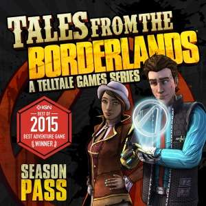 (PS4) Tales from the Borderlands - Season Pass (PSN CA & US für je 2,99$)