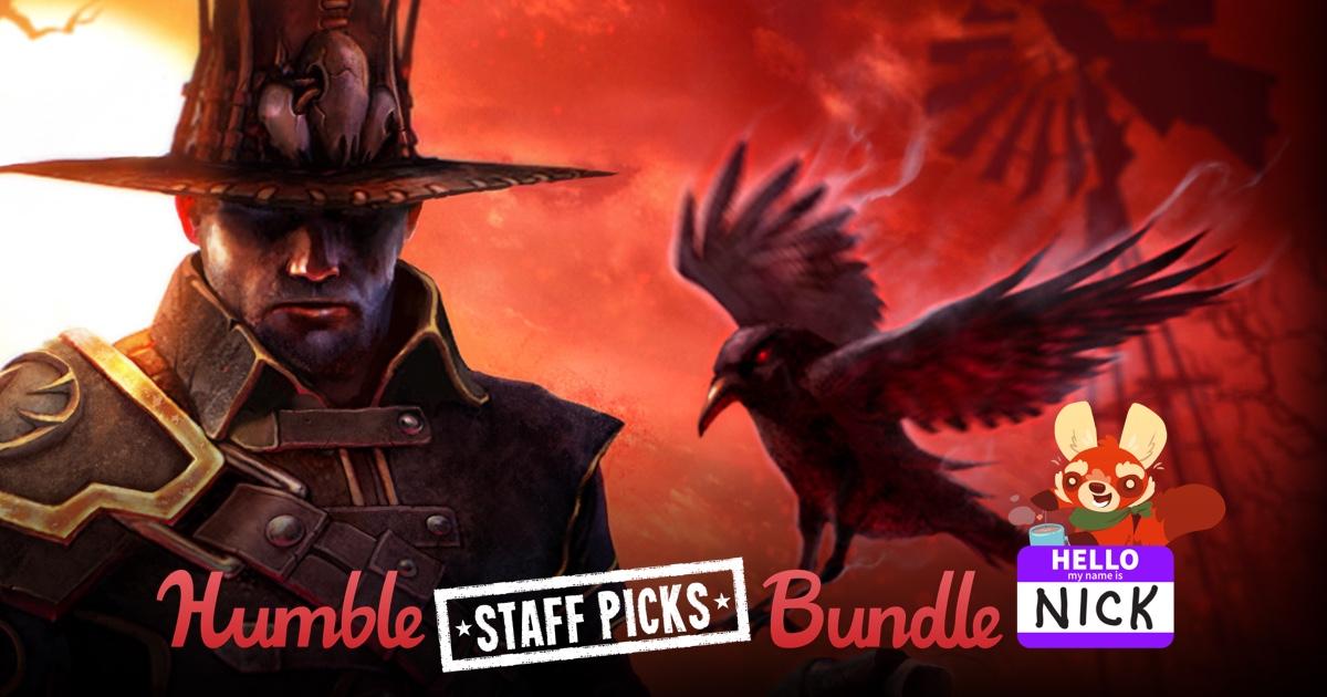 (STEAM) Humble Staff Picks Bundle