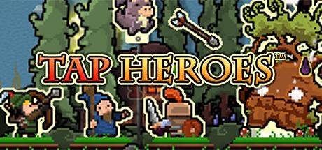 [STEAM] Tap Heroes (3 Sammelkarten) @Who's Gaming Now