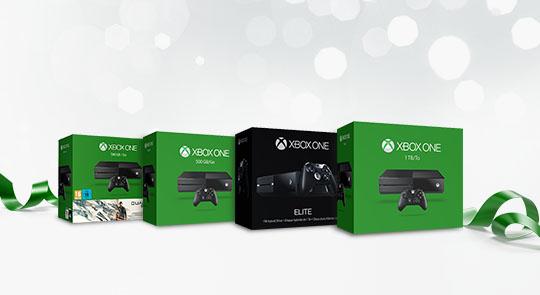 [microsoftstore.com] Xbox One Elite 1TB SSHD und andere Xbox One Bundles für 199 € - Black Friday