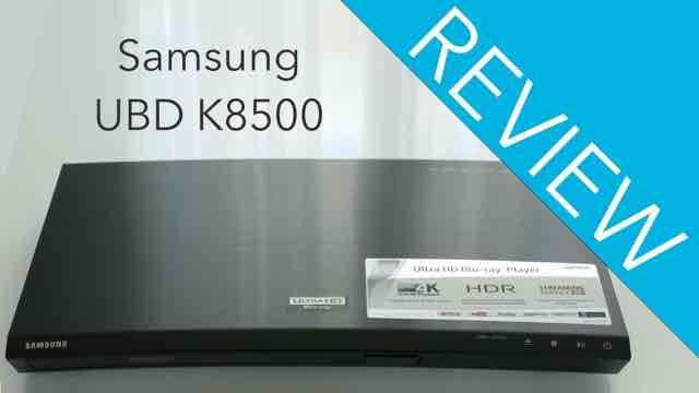 Samsung UBD-K 8500 UHD-Player + 100€ Media Markt Gutschein Media Markt Stuttgart Feuerbach