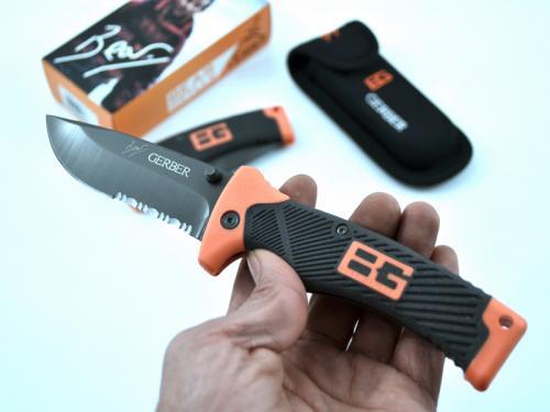 Bear Grylls Messer für 11,50