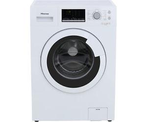 [ebay / ao.de] Hisense WFU6012 Waschmaschine FL / A++ /172,0 kWh/Jahr / 1200 UpM / 6 kg / 7990,0 L/Jahr / 360° Smart-Wash / weiß [Energieklasse A++]