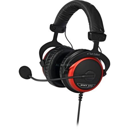 """beyerdynamic Headset Stereo """"MMX 300 aTTaX Edition"""" (schwarz) für 219€ @ ZackZack"""