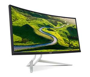 "Vorbestellung Acer XR382CQK 37,5"" Curved Ultrawide 3840x1600 Freesync Monitor @amazon.co.uk"