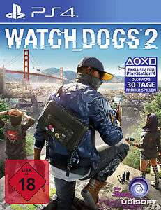 Watch Dogs 2 - PS4 - ebayWOW 49,90 incl. Versand