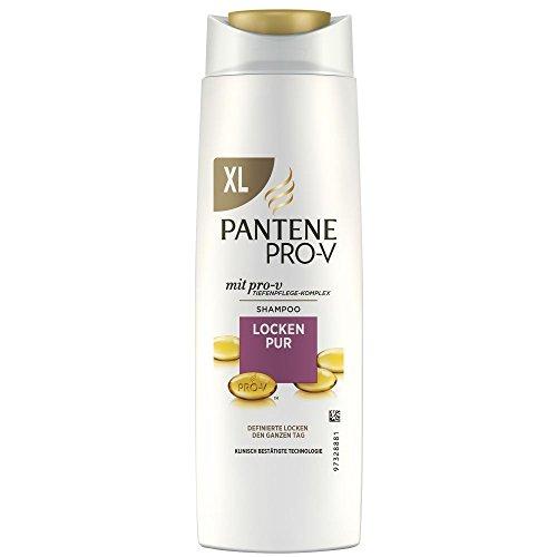 Amazon Prime: Pantene Pro-V Shampoo Locken Pur für lockiges Haar, 6er Pack (6 x 300 ml)