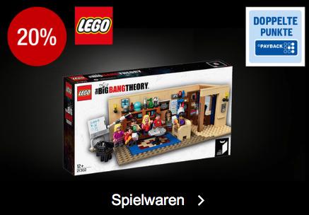 20% auf Lego am Freitag bei [GALERIA Kaufhof] - Slave I 75060 für 141,99€ statt c.a 190€