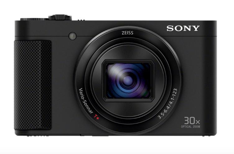 Sony DSC-HX80B Kompaktkamera, 18.2 MP, 30x opt. Zoom, Full HD, Exmor R Sensor, NFC, WLAN, 24-720 mm Brennweite, Autofokus, Bildstabilisator für 269,10€ inkl. Versand mit Gutschein bei ebay (Saturn)