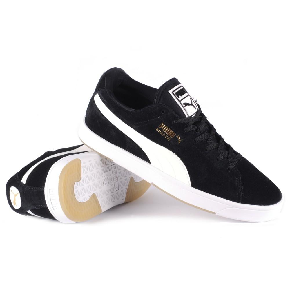 Puma Suede S Black / White für 35,99€ inkl. Versand statt 45,94€ im Amazon Sneaker Sale