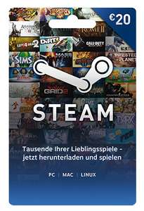 Gigabyte Mainboard 20€ STEAM Bundle Aktion