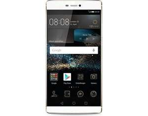 "[carbonphoneshop] Huawei P8, Smartphone, 4G LTE, 16 GB, 5,2"" 1920 x 1080 Pixel IPS, 13 MPix (8 MPix Frontkamera), Android 6.0, Mystic Champagne, Demoware"