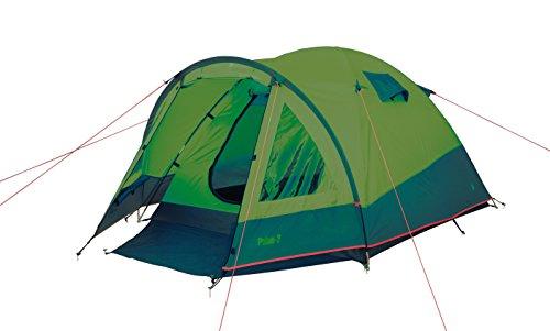 BO-Camp 2 Personen Zelt Pulse 2 grün / grau --> 25,32 € + 3 € Versand --> statt 74,80 €