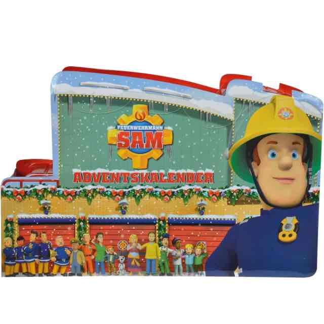 Adventskalender Feuerwehrmann Sam für 15,97€