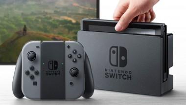 Nintendo Switch als Vorbestellung UK