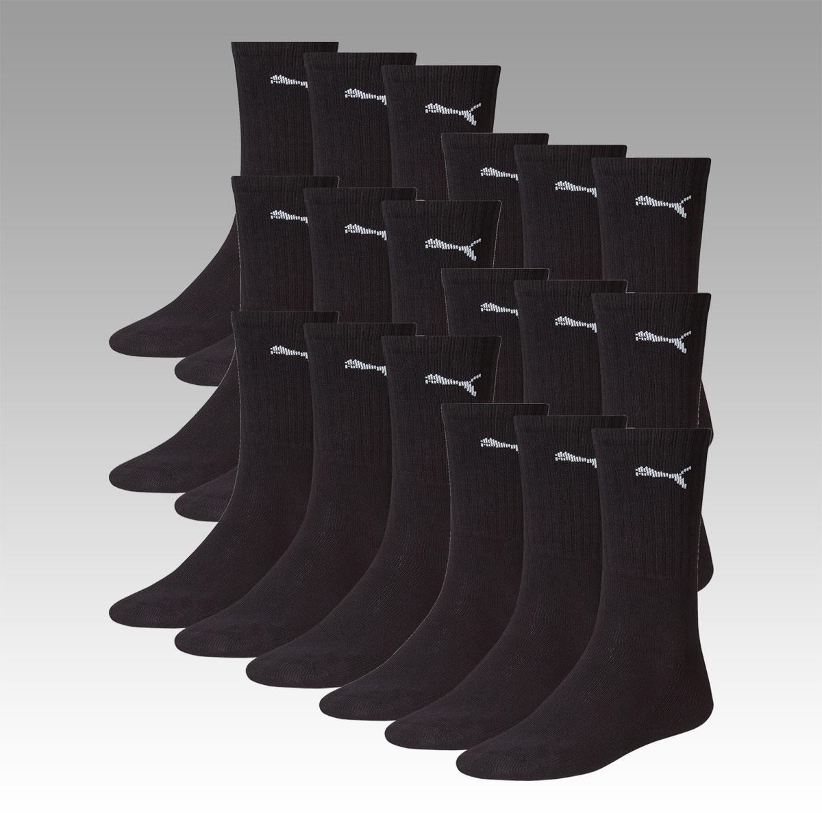 18 Paar Puma Basic Crew Socken für 29,95€ oder 18 Paar HEAD Sport Crew Socken  für 21,95€, versandkostenfrei bei [Allstar] @bf2016