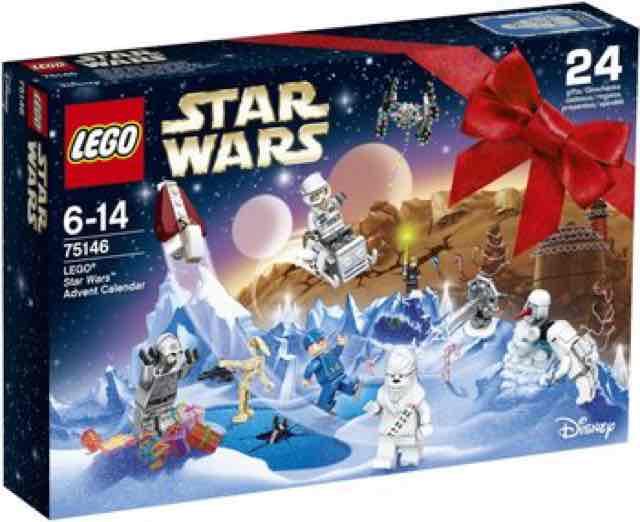 [Obletter, München] Lego Star Wars Adventskalender 15 statt 26€