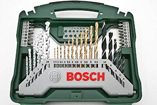 Bosch DIY 70tlg. X-Line Titanium-Bohrer und Schrauber-Set für 22,49€ @Amazon.de Blitzangebot