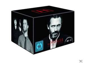 [Saturn.de] DR. HOUSE - STAFFEL 1 - 8 - (DVD)
