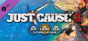 [Steam] Just Cause 3: Air, Land & Sea Expansion Pass 8,49€ (24,99€ normal)