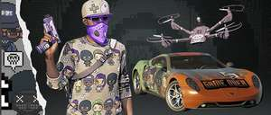 Watch Dogs 2 Twitch Prime Pack DLC (PS4 / Xbox One / PC)