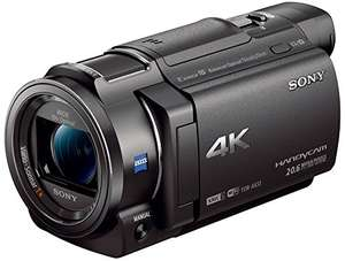 [Amazon.es] Sony FDR-AX33 4K Camcorder [Exmor R CMOS Sensor, Carl Zeiss Optik mit 10x Zoom]  für 497,15€ statt 699€