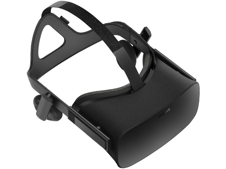 OCULUS Rift VR Virtual Reality-Brille Online für 540€ mit Gutschein bei ebay (Saturn)