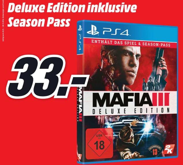 [lokal media markt berlin] mafia 3 deluxe edition inkl. season pass ps4