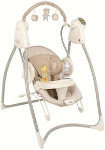 Graco 2-in-1 Babywippe Swing n Bounce Swing - Benny and Bell und Graco Duet Rocker Swing - Benny and Bell